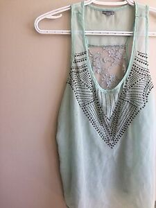 *Spring Cleaning* SM Charlotte Russe Top