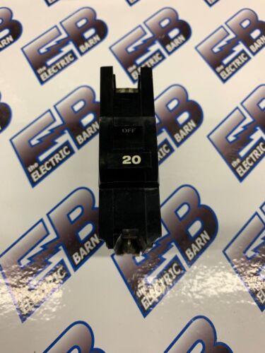 FPE NB120, 1 POLE 20 AMP 120 VOLT (NB111020) Circuit Breaker- WARRANTY