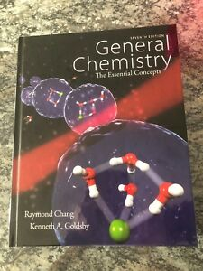 7th edition General Chemistry textbook