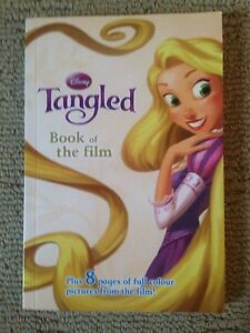 Tangled - Book of the Film Regents Park Logan Area Preview