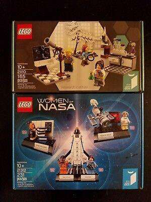 Lego Ideas 21110 Research Institute   21312 Women Of Nasa New Mint