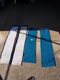 Tail bags various