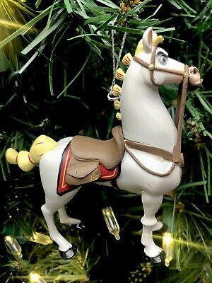 "2020 Maximus Horse Disney Rapunzel Christmas Tree Ornament Tangled 3"" Princess"
