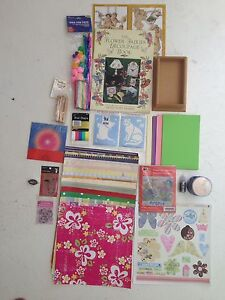 Lots of crafts for kids (& adults!) to try. All new. $30 the lot. Indooroopilly Brisbane South West Preview