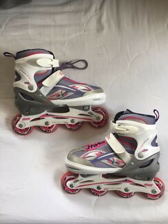 Roller Blades - Ladies size 8-9