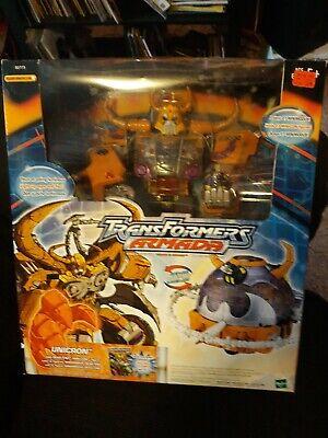 Transformers armada Unicron MIB