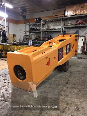 Indeco Hp12001 Certified Rebuilt   Hydraulic Hammer-hydraulic Breaker