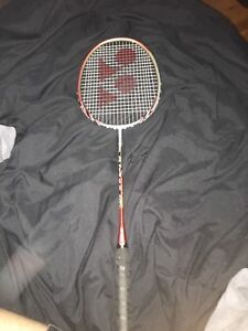 3 racquet badminton set $100