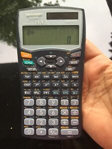 Sharp Scientific Solar Calculator EL-529W