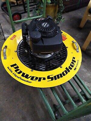 Hurco Smoker Smk18h Honda Easy Start Engine Sewer Test