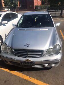 Wanted: Mercedes Benz C180 2006
