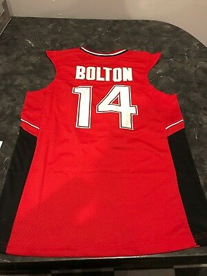 Zac Efron #14 High School Musical Jersey Troy Bolton Wildcats S, M, L, XL, 2XL