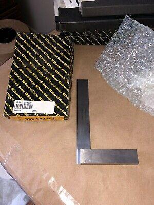 Brown Sharpe 599-542-6-2 Bevel Edge Square 6 New