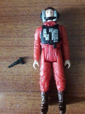 Vintage Star Wars B-Wing Pilot ROTJ Kenner complete