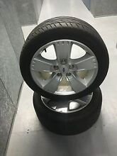 Ford 17 inch XR6 wheels x2 Rothwell Redcliffe Area Preview