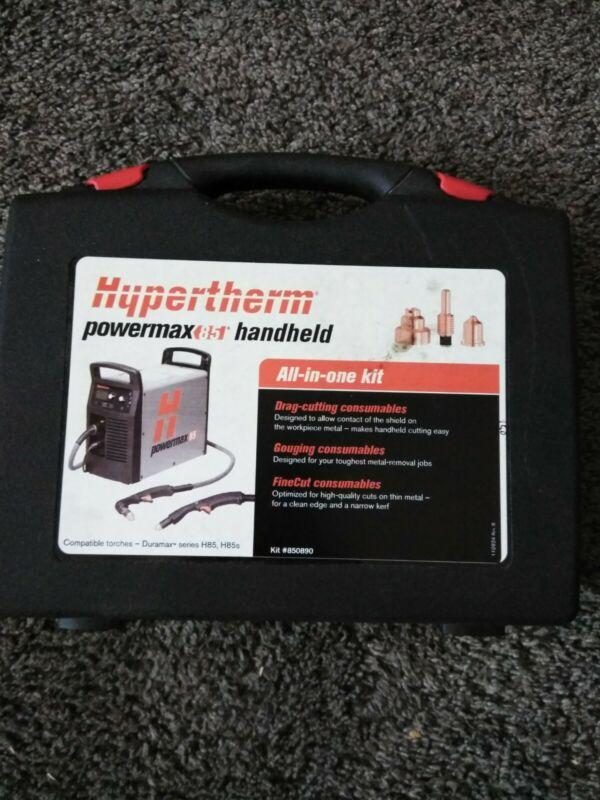Hypertherm Powermax 85 Handheld Kit #850890
