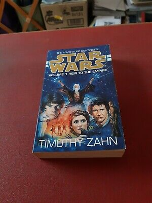 Star Wars, Heir To The Empire Novel