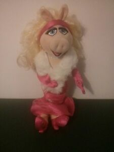 MISS PIGGY MUPPETS PLUSH COLLECTION