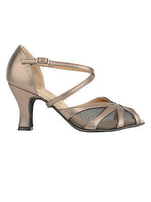 Rumpf Premium Line 9295 Damen Latein Salsa Merengue Bachata Tanz Schuhe Abs. 7 c