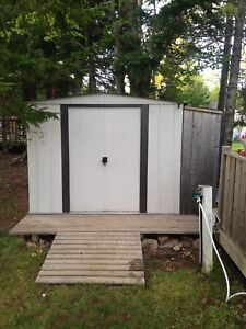 Deck at Campground for sale