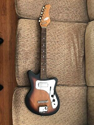Electric - Teisco Electric Guitar on