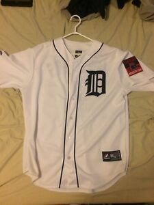 Eminem Detroit Tigers jersey from 2014 Monster Tour