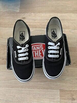 Junior Vans Size 11.5