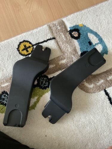 Mutsy Evo Adapter für Babyschale Maxi Cosi, BeSafe, Cybex