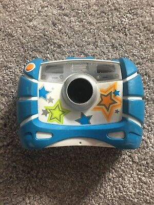 Fisher Price Kid Tough Digital Camera Blue Star Design Batteries for -