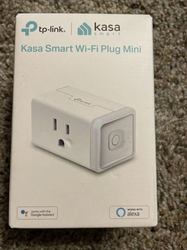 New! Kasa Smart Plug Mini Smart Home Wifi Outlet Works with Alexa & Google Home