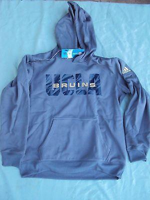Adidas UCLA Sweatshirt + Sweatpants Climawarm Adult Size Large NWT!! for sale  Union