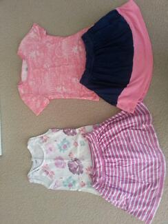 Girls Skirt and Top Sets Old Navy Size 5T