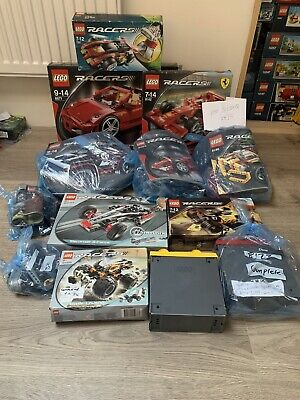 Lego Racer Joblot - Ferrari - Nitro - Cars - 8671 - 8682 - 8146 - 8386 And More