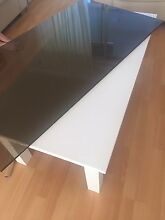 Timber coffee table with glass top Coogee Eastern Suburbs Preview