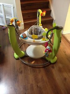 Evenflo jungle quest Exersaucer jumper