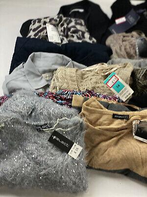 WOMENS Clothes Bundle 10 Kg 25 Items Different Sizes