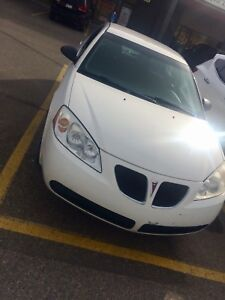 Pontiac G6 2005 low kms and winter ready