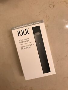 Brand new juul (unopened still in package) + pods