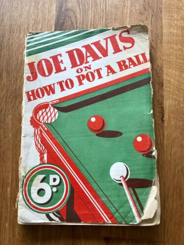 Joe Davis on HOW TO POT A BALL