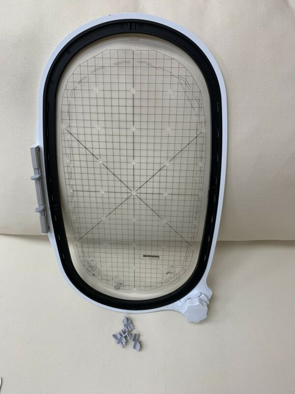 Genuine Bernina Maxi Embroidery Hoop for B 750QE 770 QE 780 790 830 880 Machines
