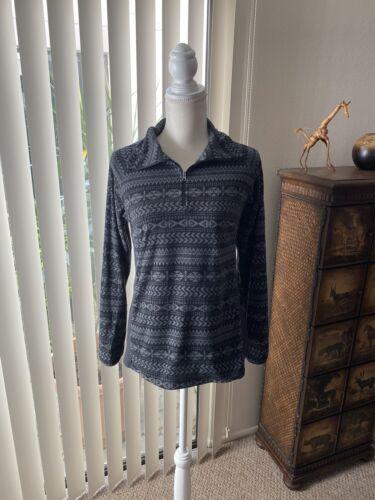 Womens Columbia 1/4 Quarter Zip Pullover Jacket Size Medium