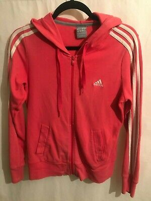 Womens Adidas Hoodie Size 12 Pink