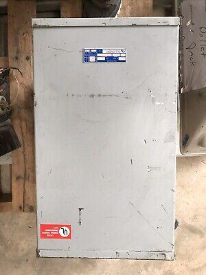 General Signal Gs 10 Kva Transformer Model Hs10f10a