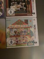 Animal Crossing Happy Home Designer Nintendo 3 DS Niedersachsen - Lehrte Vorschau