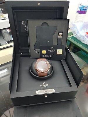 "Hublot Big Bang ""Chocolate"" 44.5mm, Limited to 500 - Ceramic - 301.CC.3190.RC"