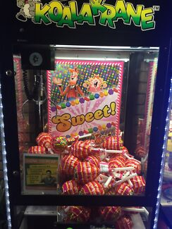 Space wanted for a Claw Machine/Skill tester in the Gold Coast Region Arundel Gold Coast City Preview