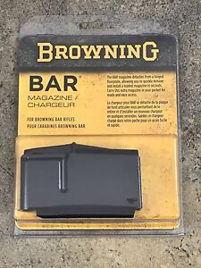 Browning BAR Rifle Magazine Long Fits 270 Win, 25-06 Rem, 30-06 Spfld 112025024