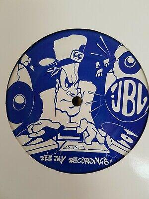 DJ CRYSTL - CRYSTLIZE / DEEP SPACE - DEE JAY RECORDINGS DJX008 -RARE 1993 JUNGLE