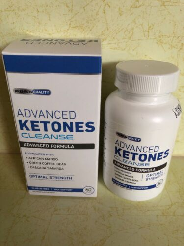 Advanced Ketones Advanced Formula Cleanse