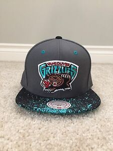 Vancouver Grizzles Mitchell and Ness Snapback